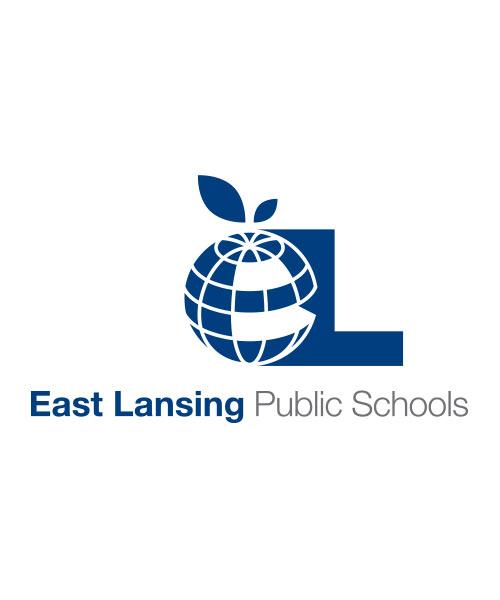 East Lansing Public Schools logo