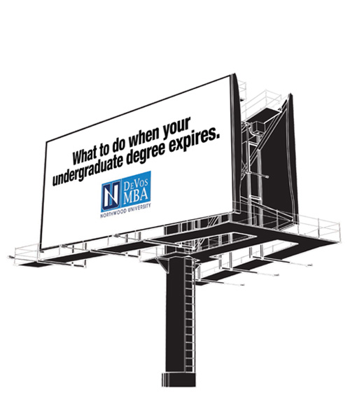 Northwood University Billboard