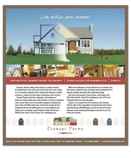 Crowner Farm Ad