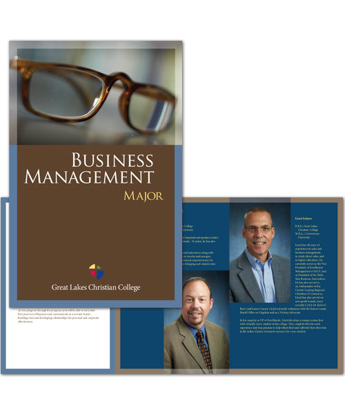GLCC Business Management Brochure