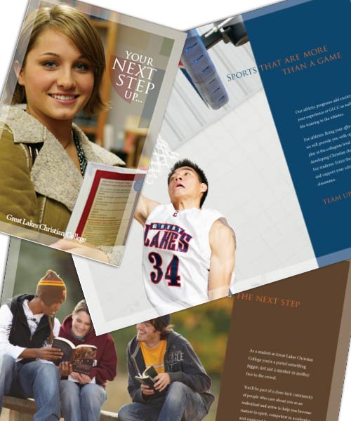 Great Lakes Christian College brochure