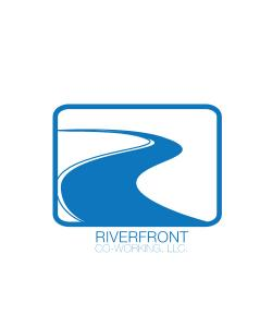 Riverfront Co-Working Logo