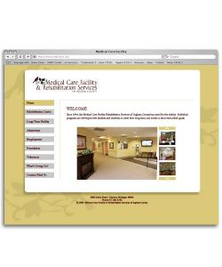 Ingham County Medical Care Website